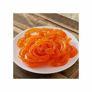 S026 Orange Jalebi