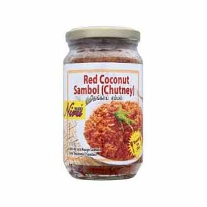 coconut sambol red