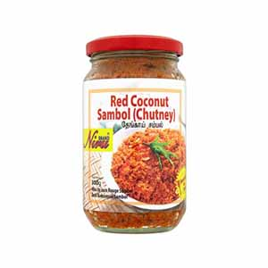 coconut sambol