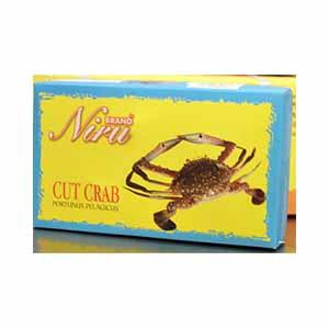 cut crab