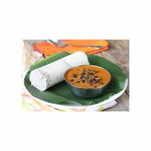 puttu & Kadala curry
